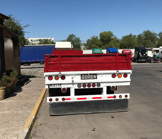 TRACTO CAMIÓN MAS CARRO ZT2643 – JK2170